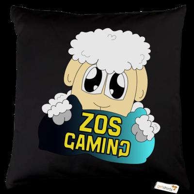 Motiv: Kissen Baumwolle - ZOS Schaf mit Kuschelkissen