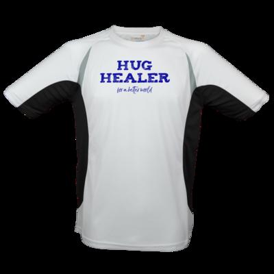 Motiv: Laufshirt Running T - Hug Healer #01