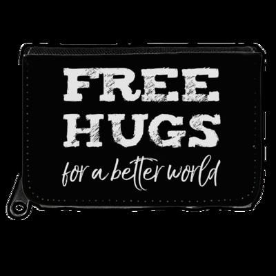 Motiv: Geldboerse - Free Hugs #01