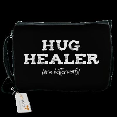 Motiv: Schultertasche - Hug Healer #01