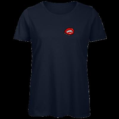 Motiv: Organic Lady T-Shirt - Halloween 2019 - Mund