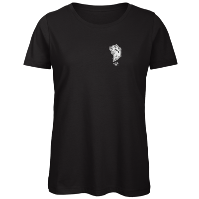 Motiv: Organic Lady T-Shirt - Halloween 2019 - Geist
