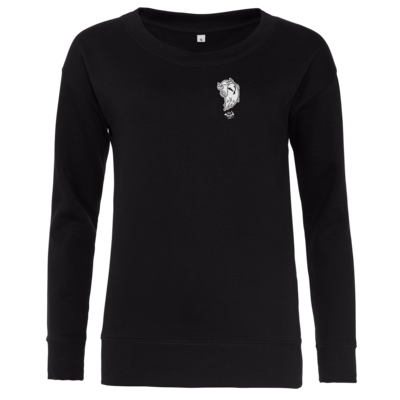Motiv: Girlie Crew Sweatshirt - Halloween 2019 - Geist