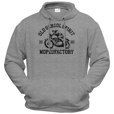 Motiv: Hoodie Premium FAIR WEAR - oldschool spirit - oldtimer