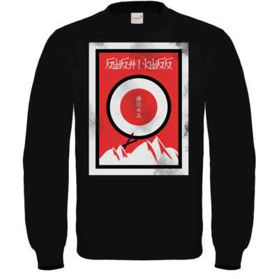 Motiv: Sweatshirt FAIR WEAR - Sushi Kuss