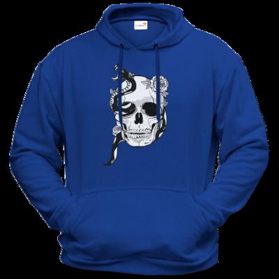 Motiv: Hoodie Premium FAIR WEAR - Totenkopf