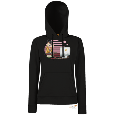 Motiv: Hoodie Damen Classic - JustBecci Family