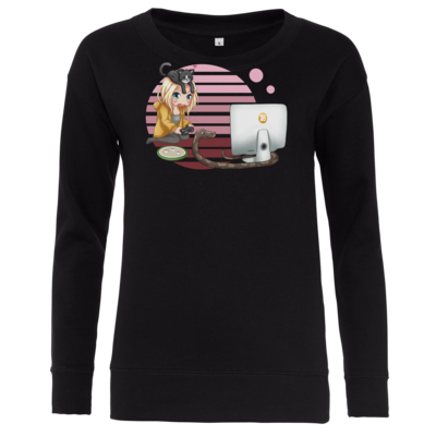 Motiv: Girlie Crew Sweatshirt - JustBecci Family