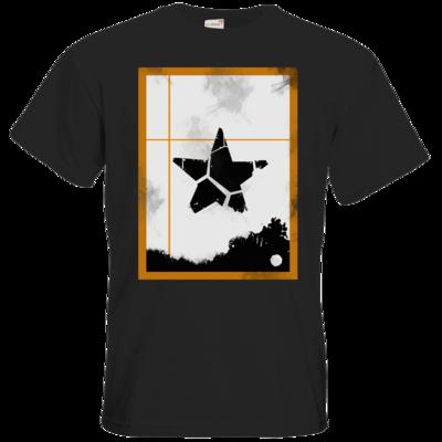 Motiv: T-Shirt Premium FAIR WEAR - Stern