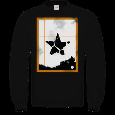 Motiv: Sweatshirt FAIR WEAR - Stern