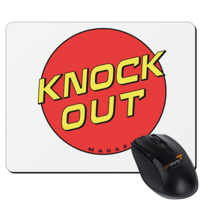 Motiv: Mousepad Textil - Knockout Cruz