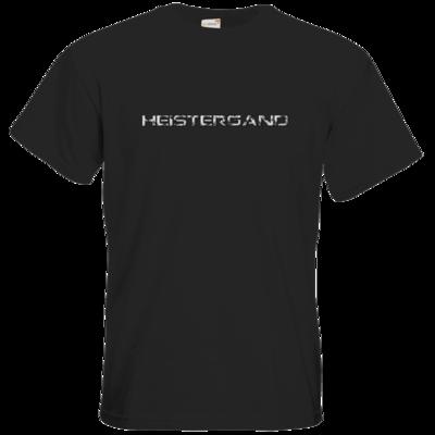 Motiv: T-Shirt Premium FAIR WEAR - Arcade Banner