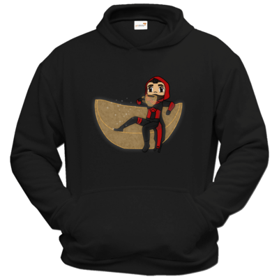 Motiv: Hoodie Classic - Hunter Couch
