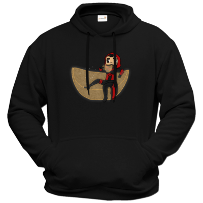 Motiv: Hoodie Premium FAIR WEAR - Hunter Couch