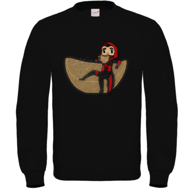 Motiv: Sweatshirt FAIR WEAR - Hunter Couch
