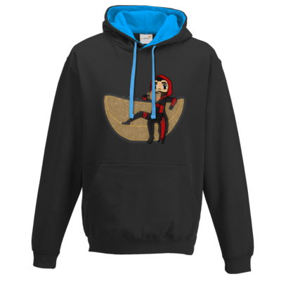 Motiv: Two-Tone Hoodie - Hunter Couch