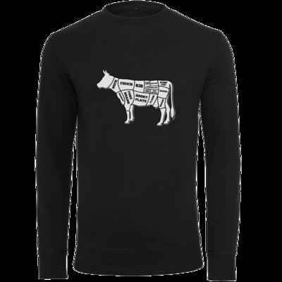 Motiv: Light Crew Sweatshirt - BEEF CUTS