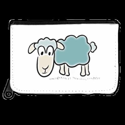 Motiv: Geldboerse - ZOS Original Schaf