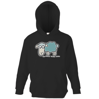 Motiv: Kids Hooded Sweat - ZOS Original Schaf