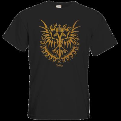 Motiv: T-Shirt Premium FAIR WEAR - HeXXen - Die Deutschen Lande