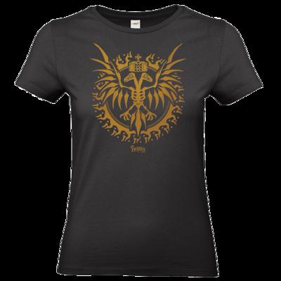 Motiv: T-Shirt Damen Premium FAIR WEAR - HeXXen - Die Deutschen Lande