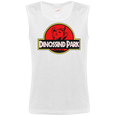 Motiv: Athletic Vest FAIR WEAR - dinossindpark