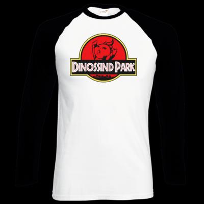 Motiv: Longsleeve Baseball T - dinossindpark