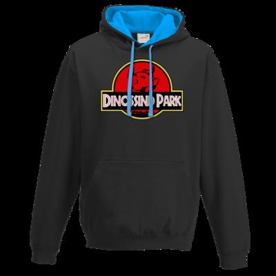 Motiv: Two-Tone Hoodie - dinossindpark