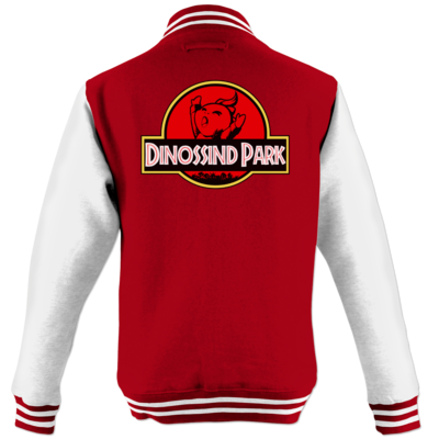 Motiv: College Jacke - dinossindpark