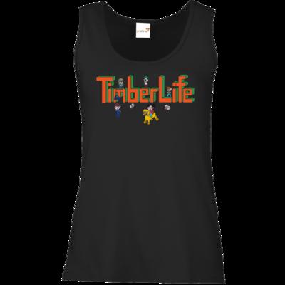 Motiv: Tank Top Damen Classic - TimberLife Schriftzug