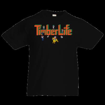 Motiv: Kids T-Shirt Premium FAIR WEAR - TimberLife Schriftzug