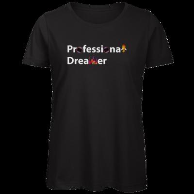 Motiv: Organic Lady T-Shirt - Professional Dreamer