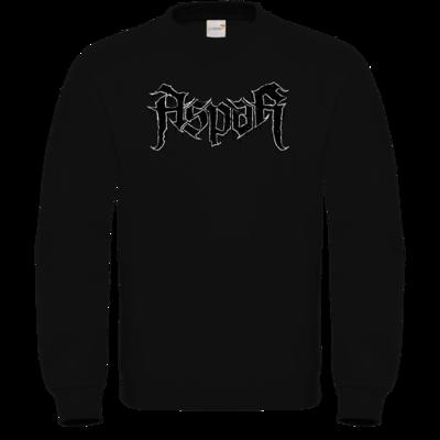 Motiv: Sweatshirt FAIR WEAR - Blackmetal Logo