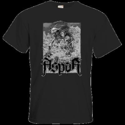 Motiv: T-Shirt Premium FAIR WEAR - Skeletor Demon