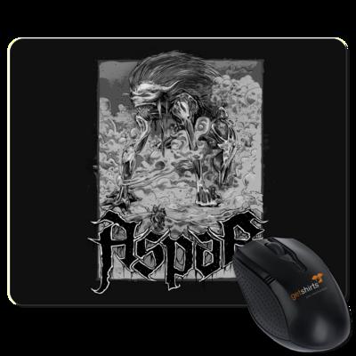 Motiv: Mousepad Textil - Skeletor Demon