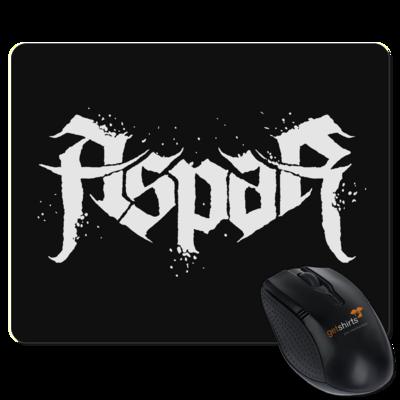 Motiv: Mousepad Textil - Logo Decay
