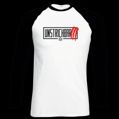 Motiv: Longsleeve Baseball T - unstrichbar