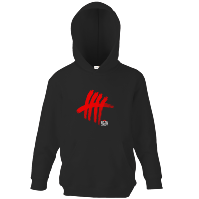 Motiv: Kids Hooded Sweat - Striche