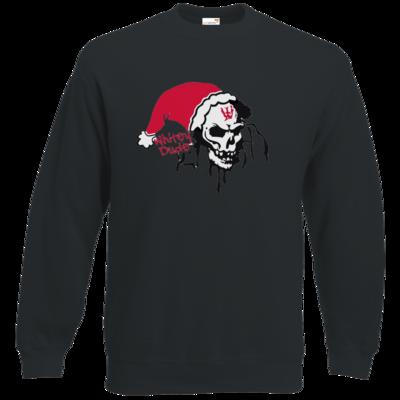 Motiv: Sweatshirt Classic - Santa