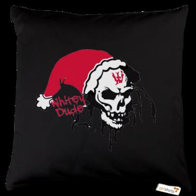 Motiv: Kissen Baumwolle - Santa