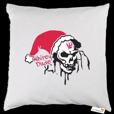 Motiv: Kissen - Santa