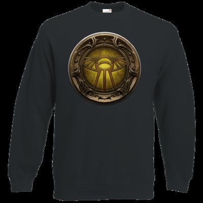 Motiv: Sweatshirt Classic - Götter Siegel - Praios