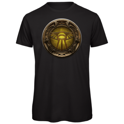 Motiv: Organic T-Shirt - Götter Siegel - Praios