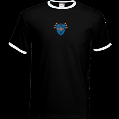 Motiv: T-Shirt Ringer - O.N.C Logo KLEIN