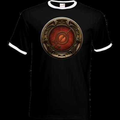 Motiv: T-Shirt Ringer - Götter Siegel - Rondra