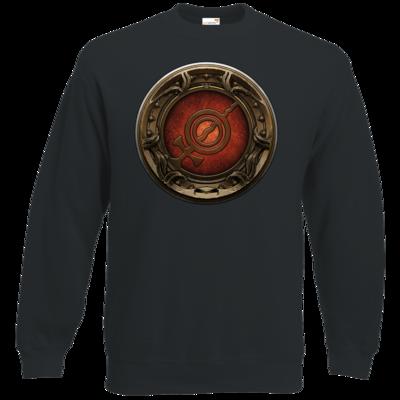 Motiv: Sweatshirt Classic - Götter Siegel - Rondra