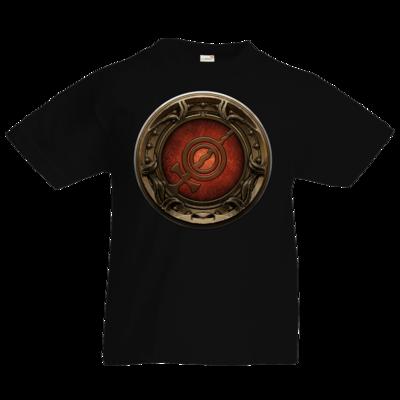 Motiv: Kids T-Shirt Premium FAIR WEAR - Götter Siegel - Rondra