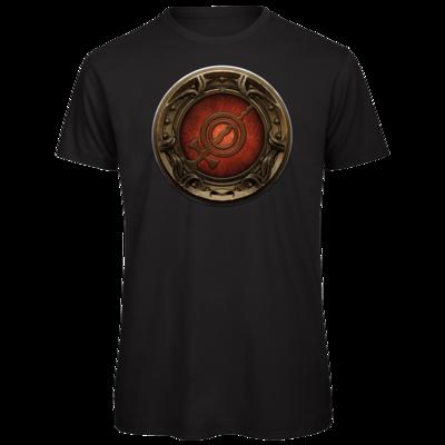Motiv: Organic T-Shirt - Götter Siegel - Rondra