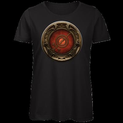 Motiv: Organic Lady T-Shirt - Götter Siegel - Rondra