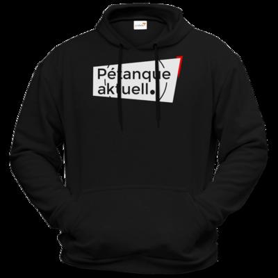 Motiv: Hoodie Premium FAIR WEAR - Petanque Aktuell Logo